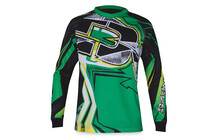 Dakine Descent Men's Jersey l/s kelly